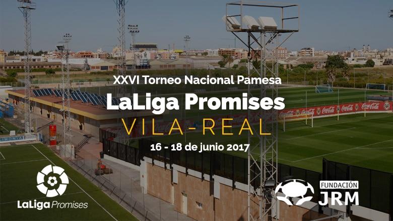 Resultado de imagen de XXVI edición del Torneo Nacional PAMESA LaLiga Promises 2017