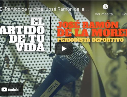 José Ramón de la Morena colabora con la campaña «Janssen contigo» de prevención del cancer de próstata